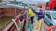Machinekamer van schip loopt onder: brandweer en Civiele Bescherming moeten 400.000 liter water wegpompen