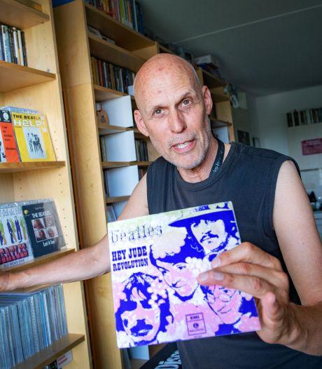Beatles-fanaat Alwin heeft verzameling eindelijk compleet: 'McCartney is mijn held'