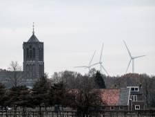 Tussen Didam en Beek geen windmolens
