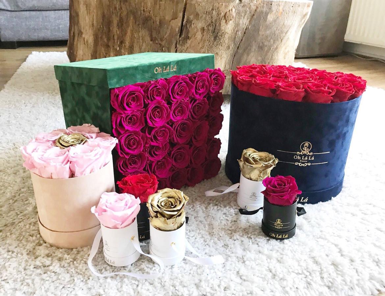 Boeketten van Oh Lá Lá Roses.
