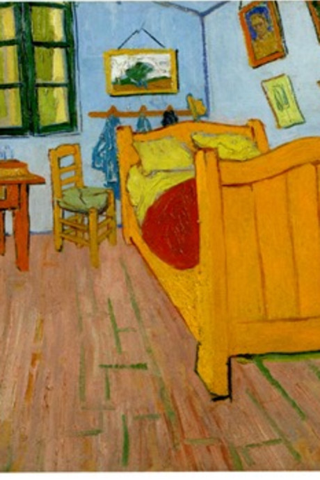 Voor 70 euro word je even Vincent van Gogh