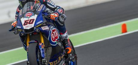 Van der Mark kan alsnog debuut maken in MotoGP