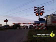 'Dikke boete' voor Bosschenaar die vlak voor intercity oversteekt: 'Het scheelde niet veel'