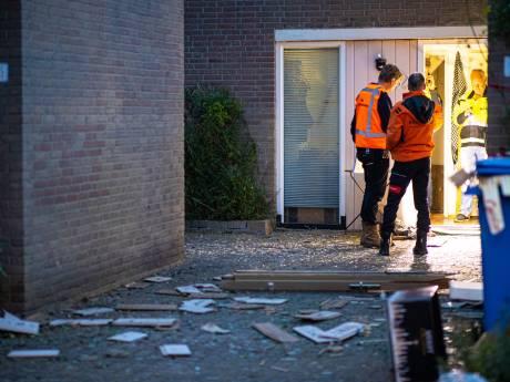 Zwolle vannacht opgeschrikt door explosie in een woning in Aa-landen, vier huizen ontruimd