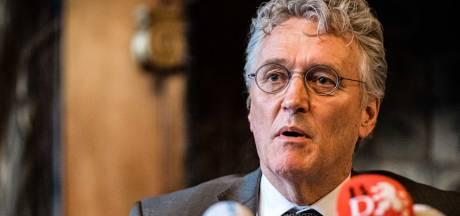 Burgemeester Jorritsma nog altijd woedend op KNVB: 'Het gaat nu om opa en oma op een balkonnetje'