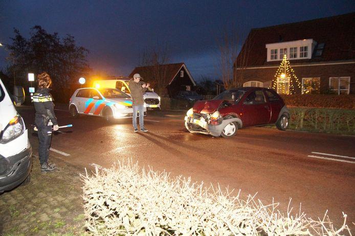 Ongeluk Groenstraat Herpt.