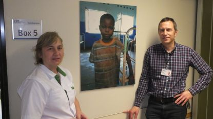 Solidariteitstocht voor Congolees ziekenhuis