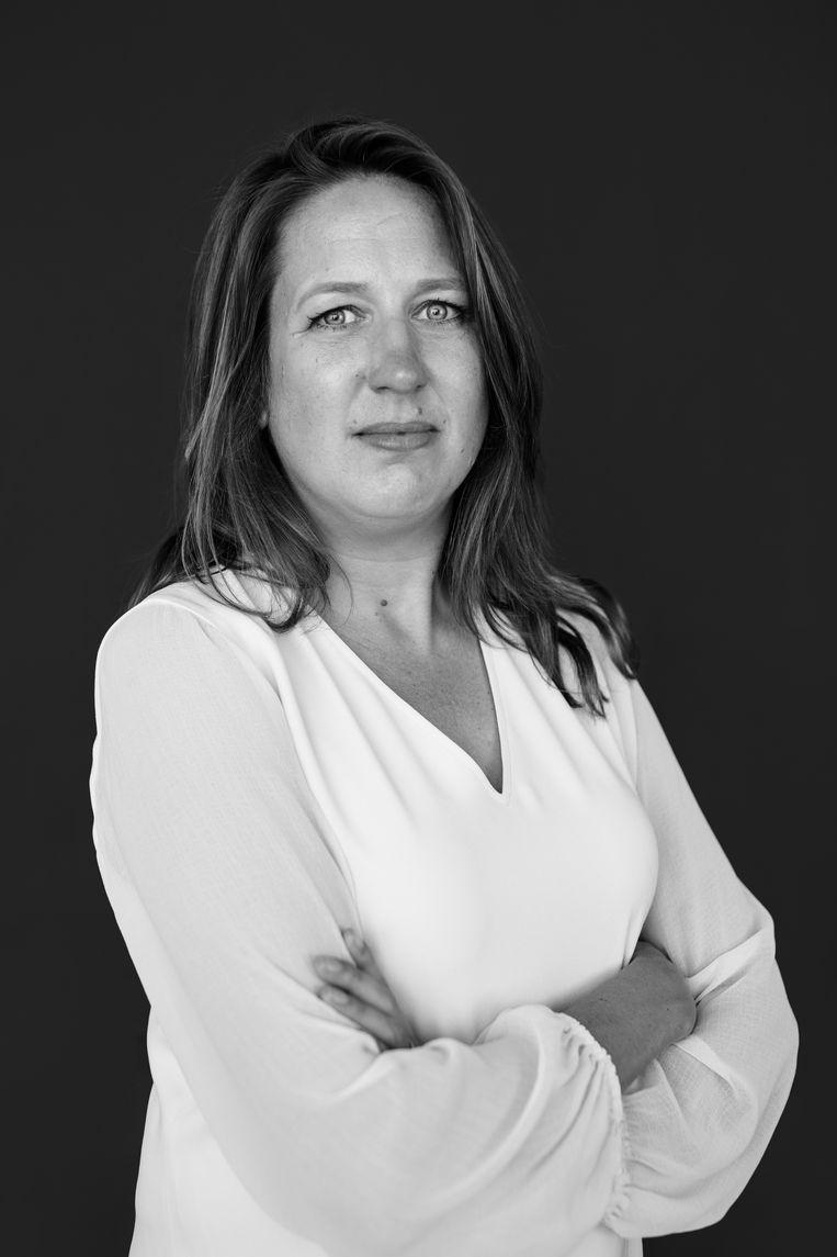 Marjolein Moorman. Wethouder Onderwijs (PvdA), Amsterdam Beeld Eva Plevier