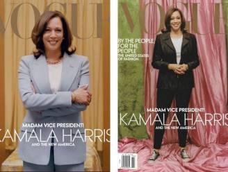 Vogue zet Kamala Harris op de cover, maar pakt dat helemaal fout aan