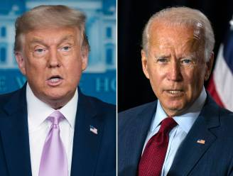 Achterstand van Trump op Biden aanzienlijk verkleind in nieuwe poll
