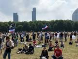 Enkele duizenden bezoekers bij demonstratie Viruswaarheid