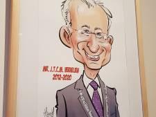 Burgemeester als stripfiguur in Wijchens galerij der groten