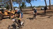"""BVC Cycling Team gestart in 's werelds zwaarste mountainbikerace: """"Steile hellingen tot 40%, bij temperaturen tot 45°C"""""""