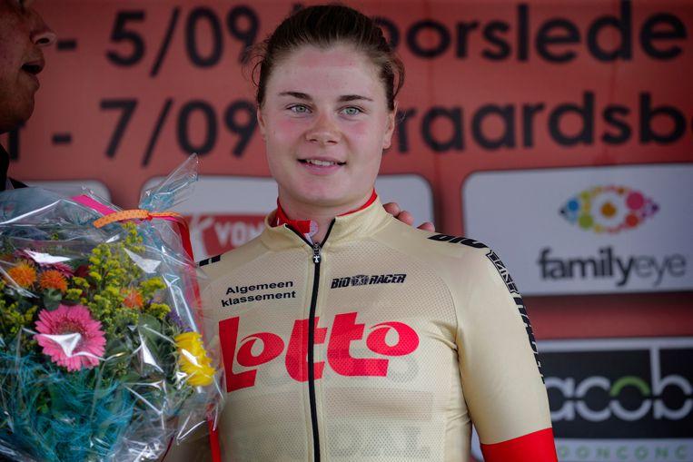 Lotte Kopecky.