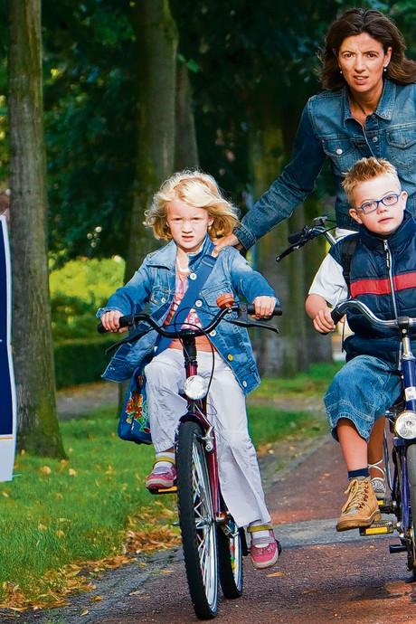 Petitie over veilige fietsverbinding naar sportpark Someren