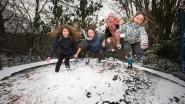 IN BEELD: sneeuwpret in Limburg, de leukste beelden van onze lezers