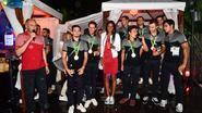 35e plaats voor België in medailleklassement, 121 keer eremetaal voor Amerikanen