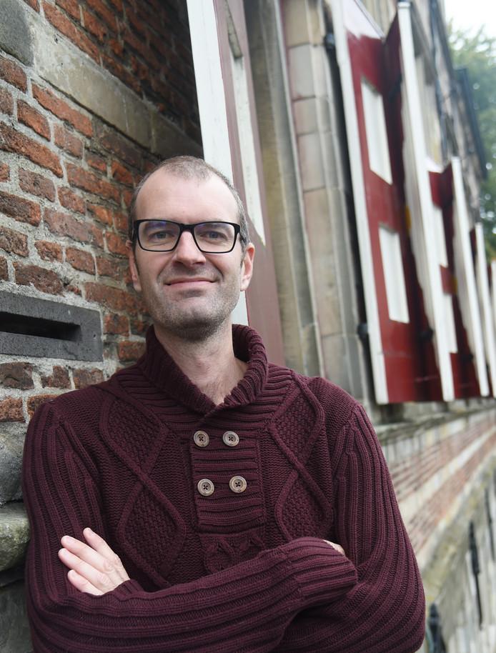 Simon Blaas: ,,Het liefste draai ik debuutfilms. Beginnende filmmakers kunnen namelijk nog uit de bocht vliegen.''