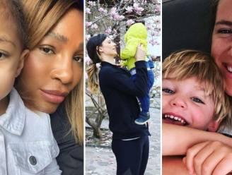 Serena Williams, Azarenka en Pironkova: de tennismoeders die de show stelen op US Open