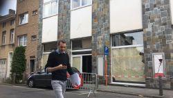 Zes appartementen ontruimd nadat plafond van onderliggende winkel instort