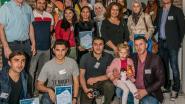 Nieuwe inwoners gehuldigd tijdens allereerste inburgeringsceremonie