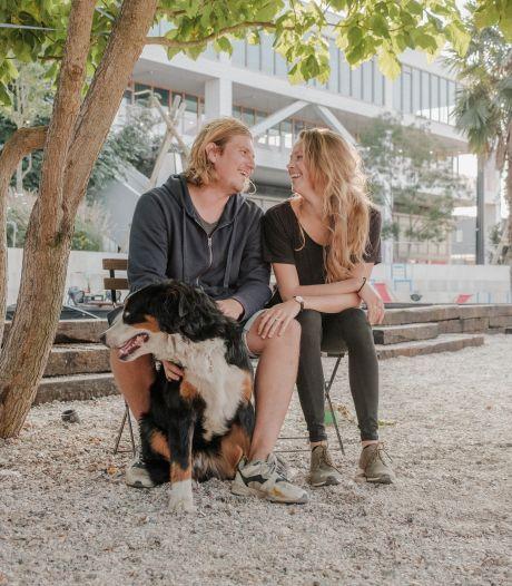 Clemens en Mei hadden eerder samen een kat dan een relatie: 'Ik wilde een kat, hij had de ruimte'