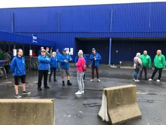 """Staking bij Makro Sint-Pieters-Leeuw: """"We blijven gesloten tot er een oplossing wordt aangeboden"""""""