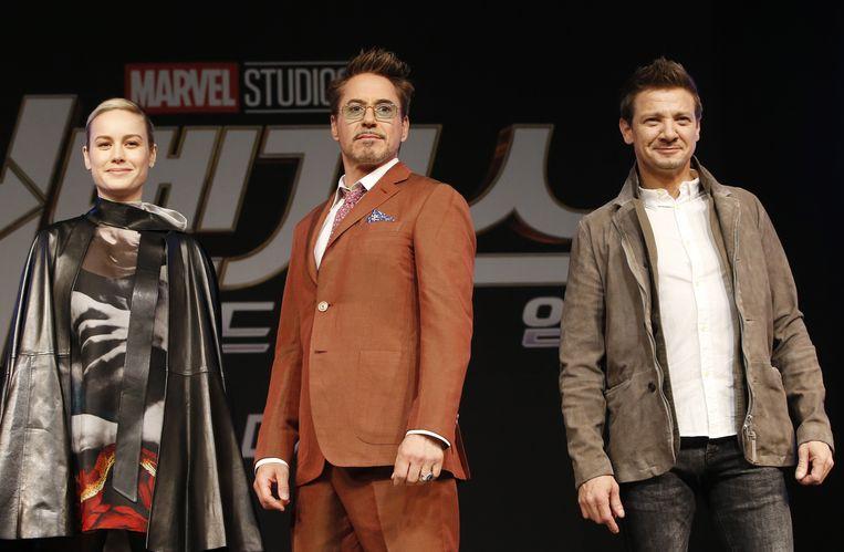 'Avengers: Endgame' ging maandagavond naar huis met de meeste MTV Movie & TV Awards.