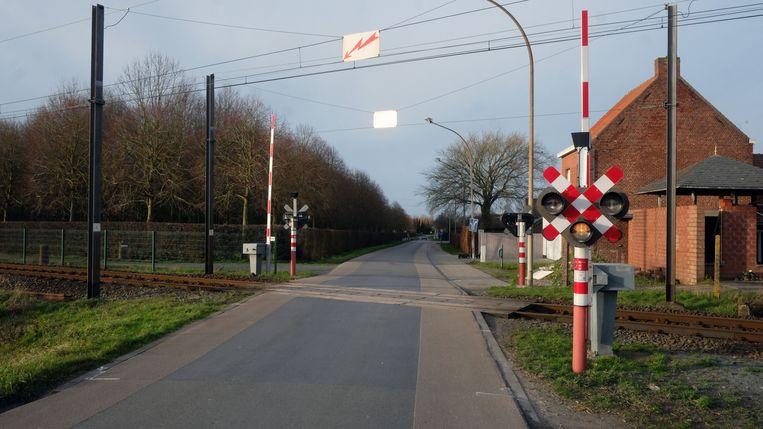 Er zijn werken de overweg Adriaansensweg tussen 17 en 29 februari.