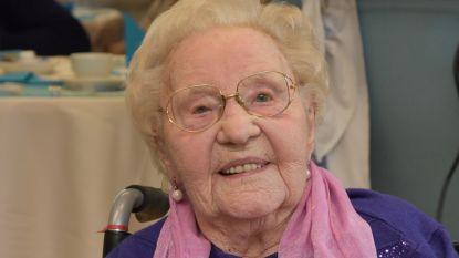 Gewezen raadslid Elisabeth Hanssens (102) overleden