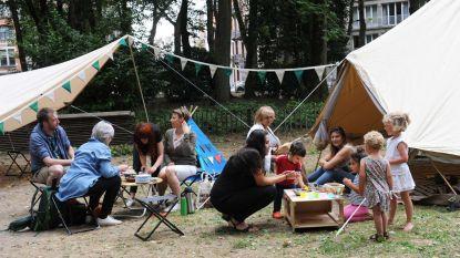 Mobiele 'baboes' brengt speelruimtes naar kinderen toe