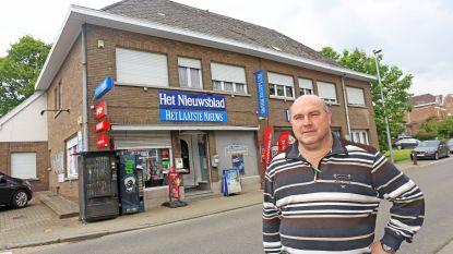 Parking kerkhof Hekelgem breidt uit en dus wordt krantenwinkel 'Bij Jannick' afgebroken (maar hij heropent in gloednieuw complex)