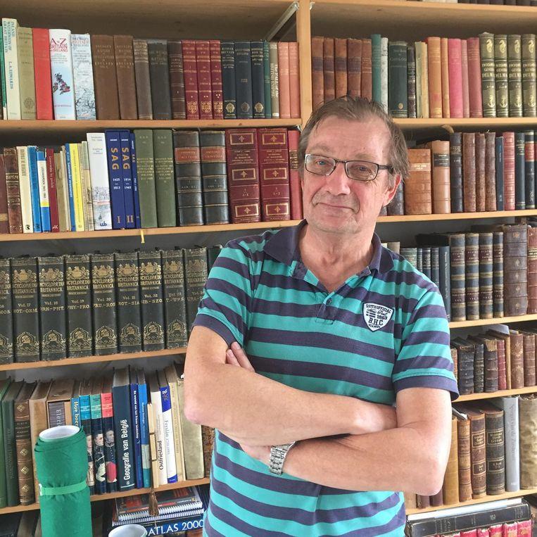 Meindert Schroor (66) zegde drie jaar geleden zijn partijlidmaatschap op. Beeld