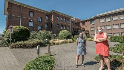 Voormalig moederhuis maakt plaats voor nieuwe vleugel rusthuis Heilige Familie