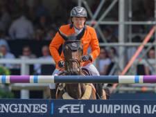Markelose springruiter Greve met toppaard Zypria S in olympisch kader