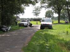 Motorrijder gewond bij ongeval in Kring van Dorth