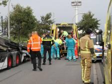 Traumateam rukt uit naar Den Hoorn: bestuurder zakt plotseling in elkaar bij Vrij-Harnasch