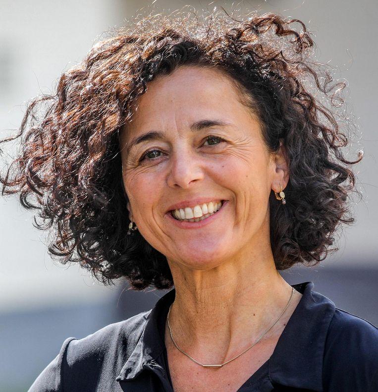 Annick Lambrecht uit Brugge trekt de Vlaamse lijst.