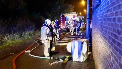 Droogkast veroorzaakt brand in restaurant