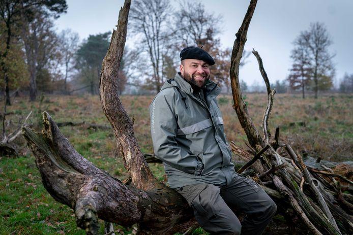 Boswachten Tim Hogenbosch