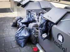 Sensoren vuilcontainers werken nog niet naar behoren: 'Niet oké dat het zo vies is in de stad'