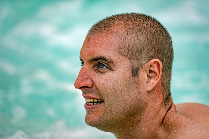 Marathonzwemmer Maarten van der Weijden komt naar Alphen.