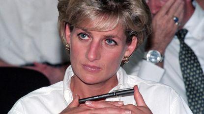 Bedankbriefje van Diana onder de hamer voor 2000 euro