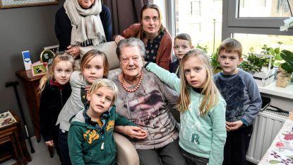 Maria (92) is oudste leerling van Den Boteraard