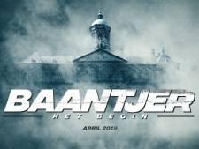 Ruben van der Meer en Loes Luca in Baantjerfilm
