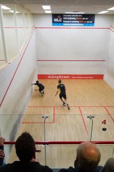 Squash: Twente haalt uit tegen Almere