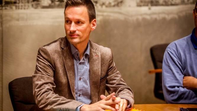 """Parlementslid en schepen Björn Anseeuw hersteld van corona: """"Ik heb verdomd hard afgezien"""""""