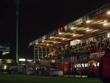 Spelers Oss en Jong PSV krijgen één minuut rust na uitvallen licht
