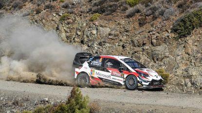 Neuville moet na opgave toekijken hoe Est Tänak zegeviert in WRC-rally van Turkije