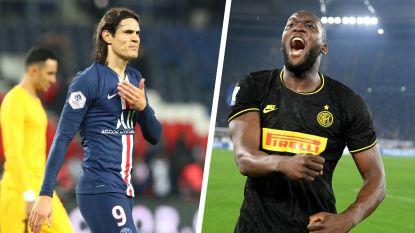 Nu Mertens niet komt, mikt Inter op andere grote prijsschutter: 'El Matador' Cavani moet concurrent worden van Lukaku